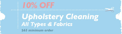 Cleaning Coupons | 10% off upholstery cleaning | Carpet Cleaning Jersey City
